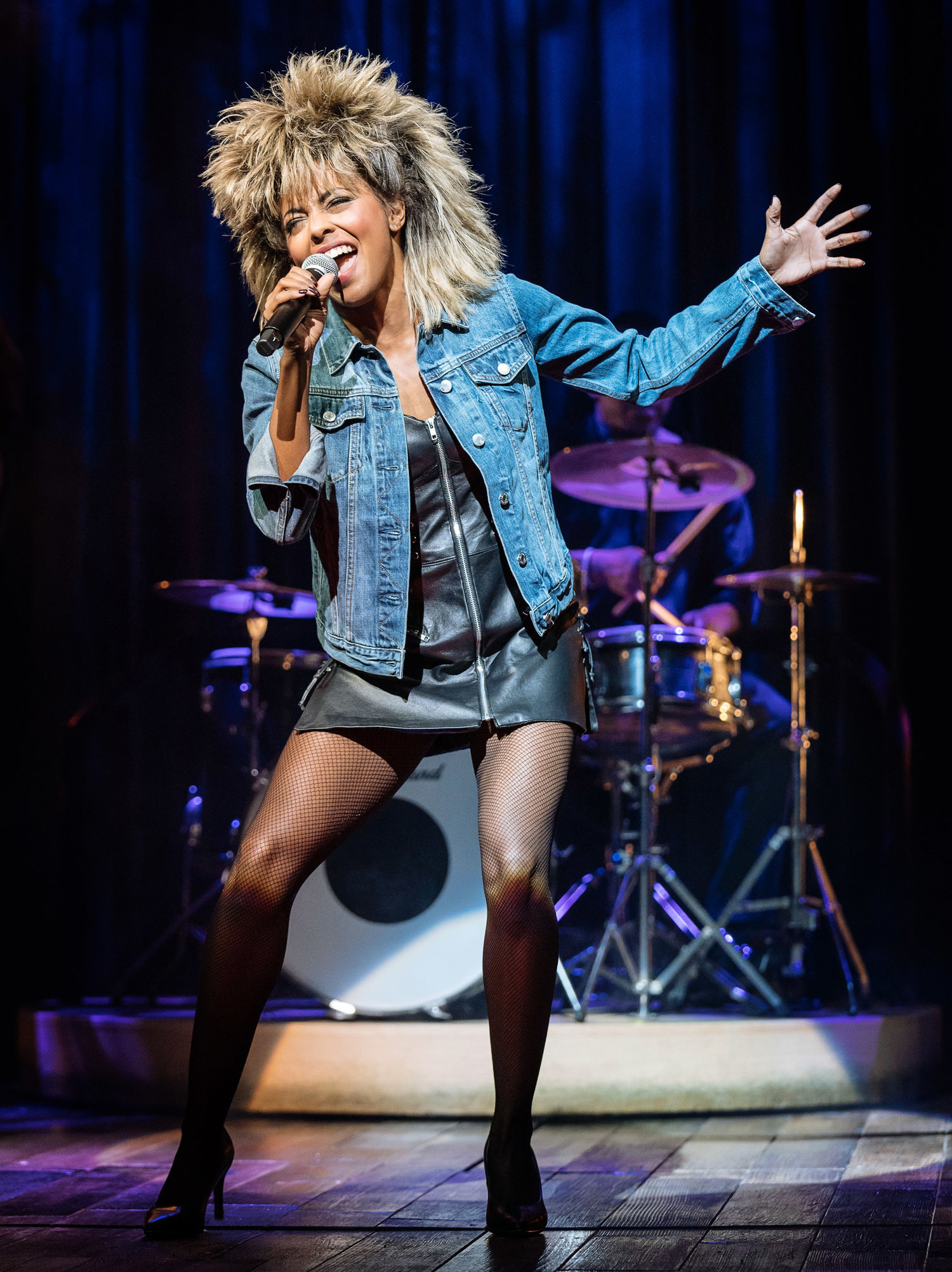 I Done Been Through Some Things The Tina Turner Musical Is Now On Broadway Wamc