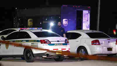 4 Dead After Armed Robbers Hijack UPS Truck
