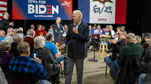Transcript: NPR's Full Interview With Joe Biden