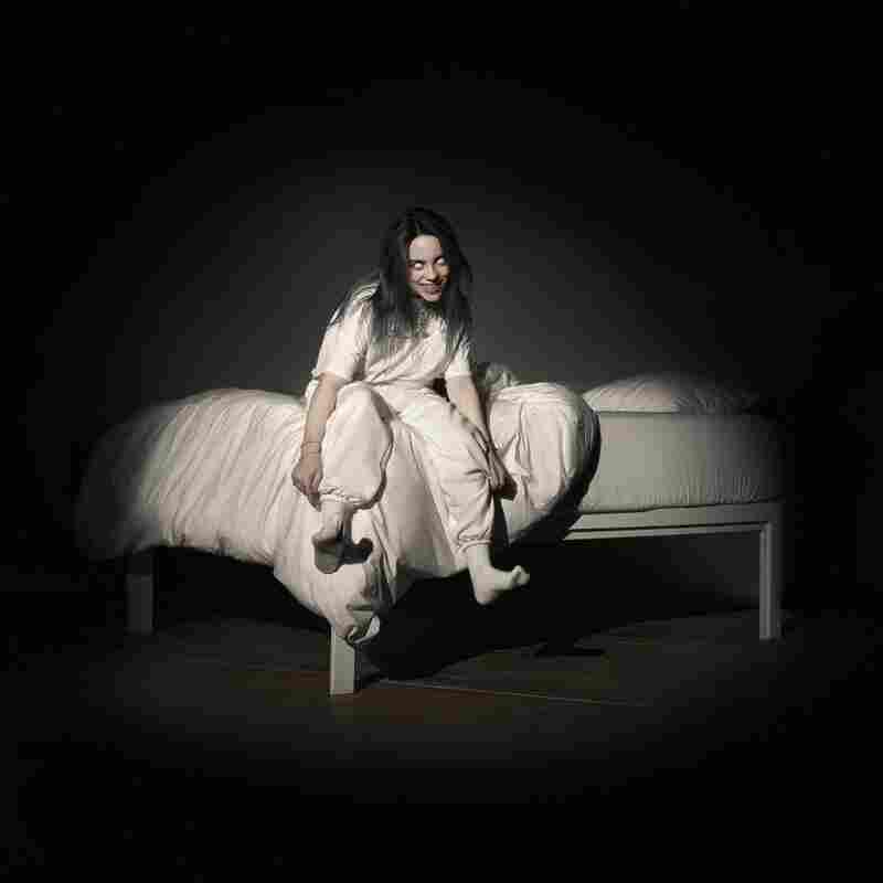 Billie Eilish, When We Fall Asleep, Where Do We Go?