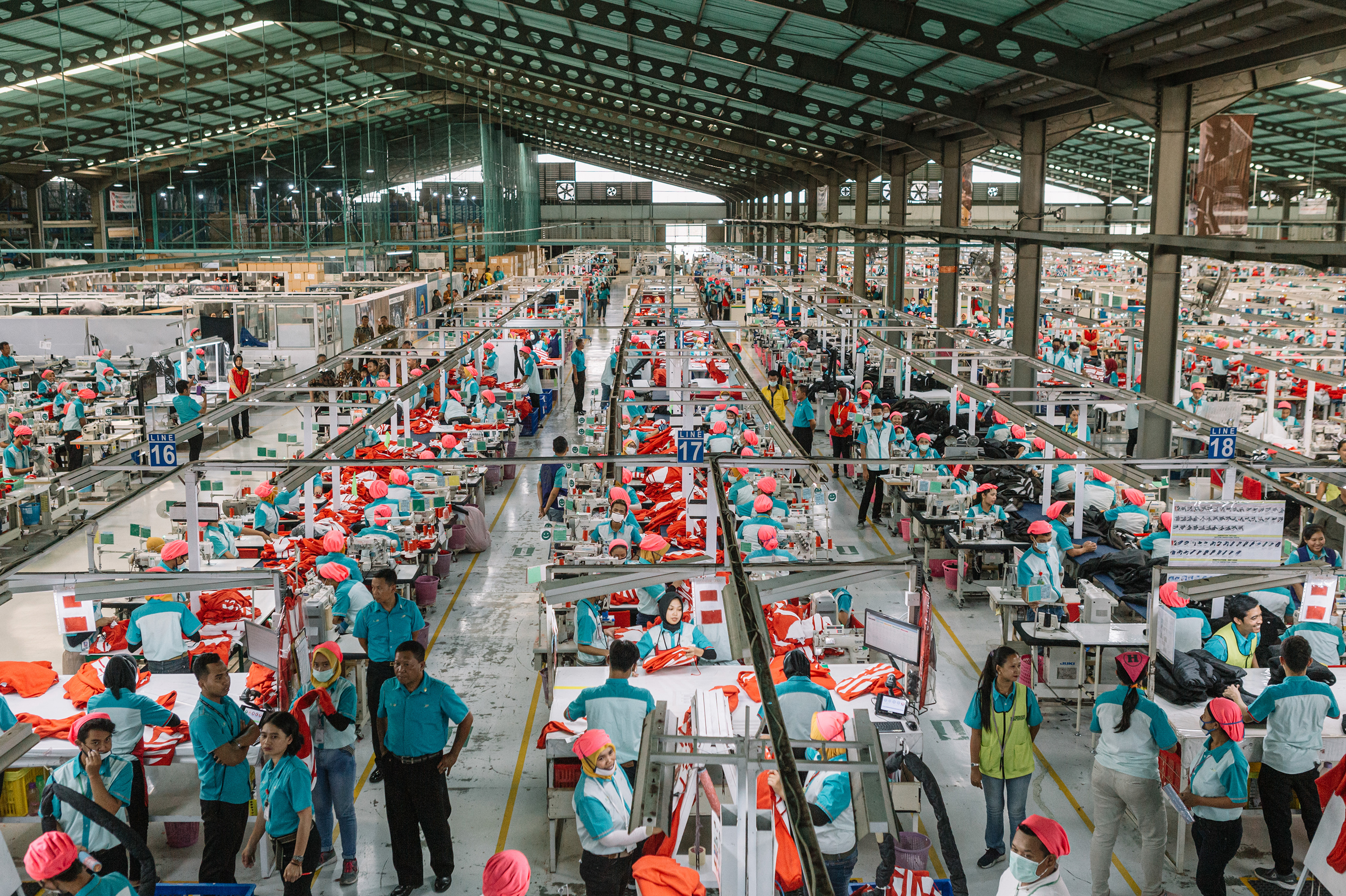 Laid-Off Workers In Indonesia Just Won A Battle For $4 Million In Severance Pay