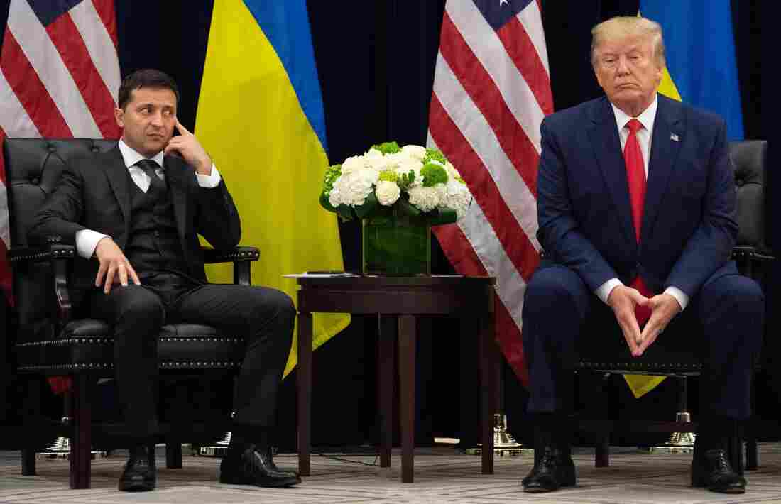 Westlake Legal Group gettyimages-1171051394_custom-8348b4d7774bf67c187740d6e8aa8b57a857baf5-s1100-c15 Why The Trump Decision To Delay Aid To Ukraine Is Under Scrutiny
