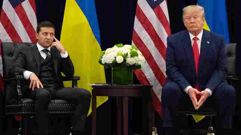 Why The Trump Decision To Delay Aid To Ukraine Is Under Scrutiny