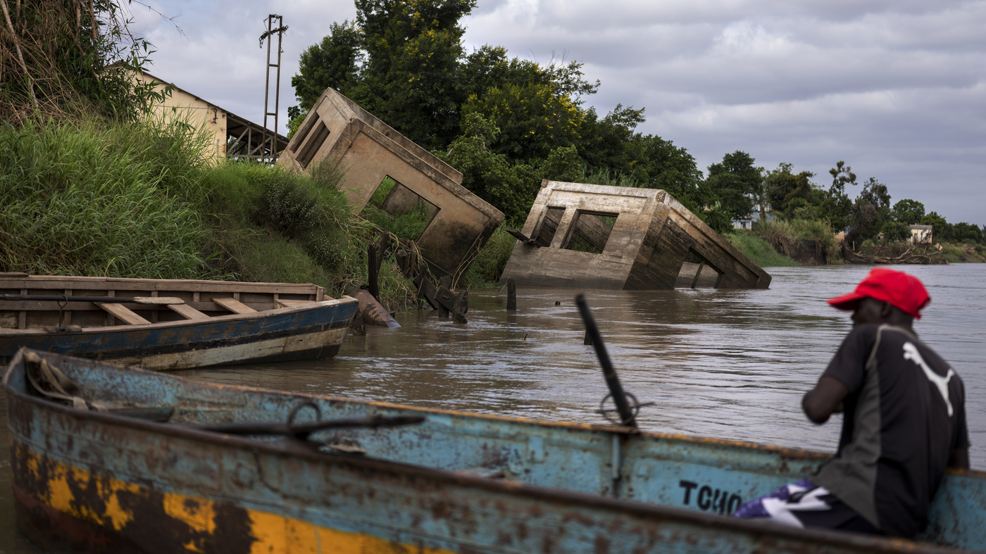 Meteorologists Can't Keep Up With Climate Change In Mozambique - NPR