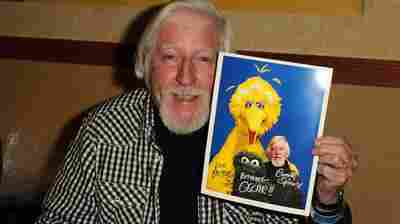 Caroll Spinney, Who Played Big Bird And Oscar On 'Sesame Street,' Dies At 85