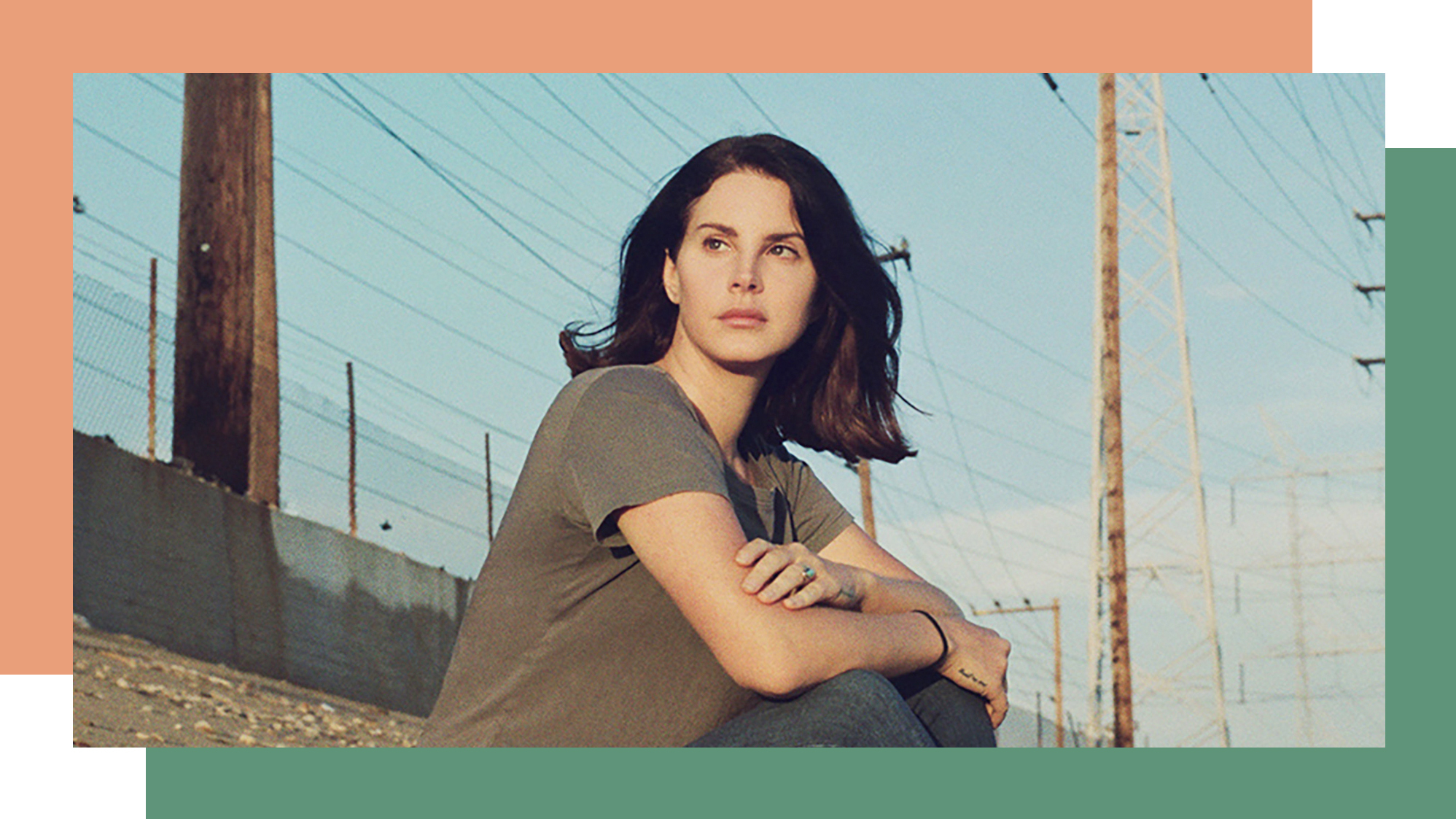 The 5 Best Songs From Lana Del Rey's 'Norman F****** Rockwell'