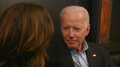 Biden Rejects Calls For Impeachment Testimony As A Trump Ploy To 'Divert Attention'