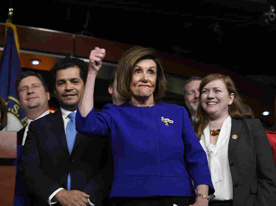 Westlake Legal Group ap_19344569394746-c0d94728fc81a63a4df47fe57adf3121fc140fd9-s1100-c15 House Democrats Support Updated Trade Deal With Mexico And Canada