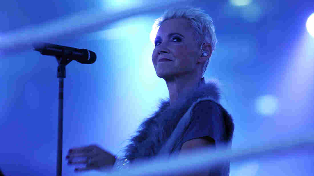 Westlake Legal Group gettyimages-110488497_wide-824dc6fc5e82bd39effd40a9a1ca557aeff67bd3-s1100-c15 Marie Fredriksson, Of Pop Group Roxette, Dead At 61