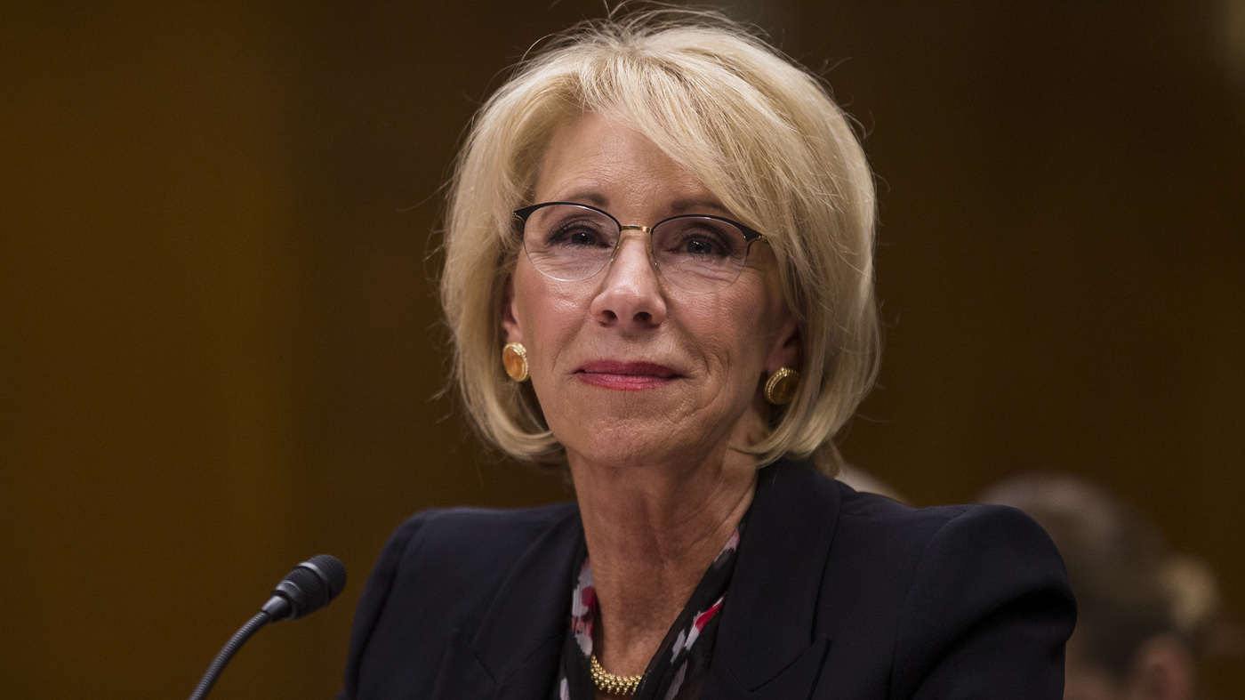 Current Status: Betsy DeVos Overruled Education Dept. Findings On Defrauded Student Borrowers