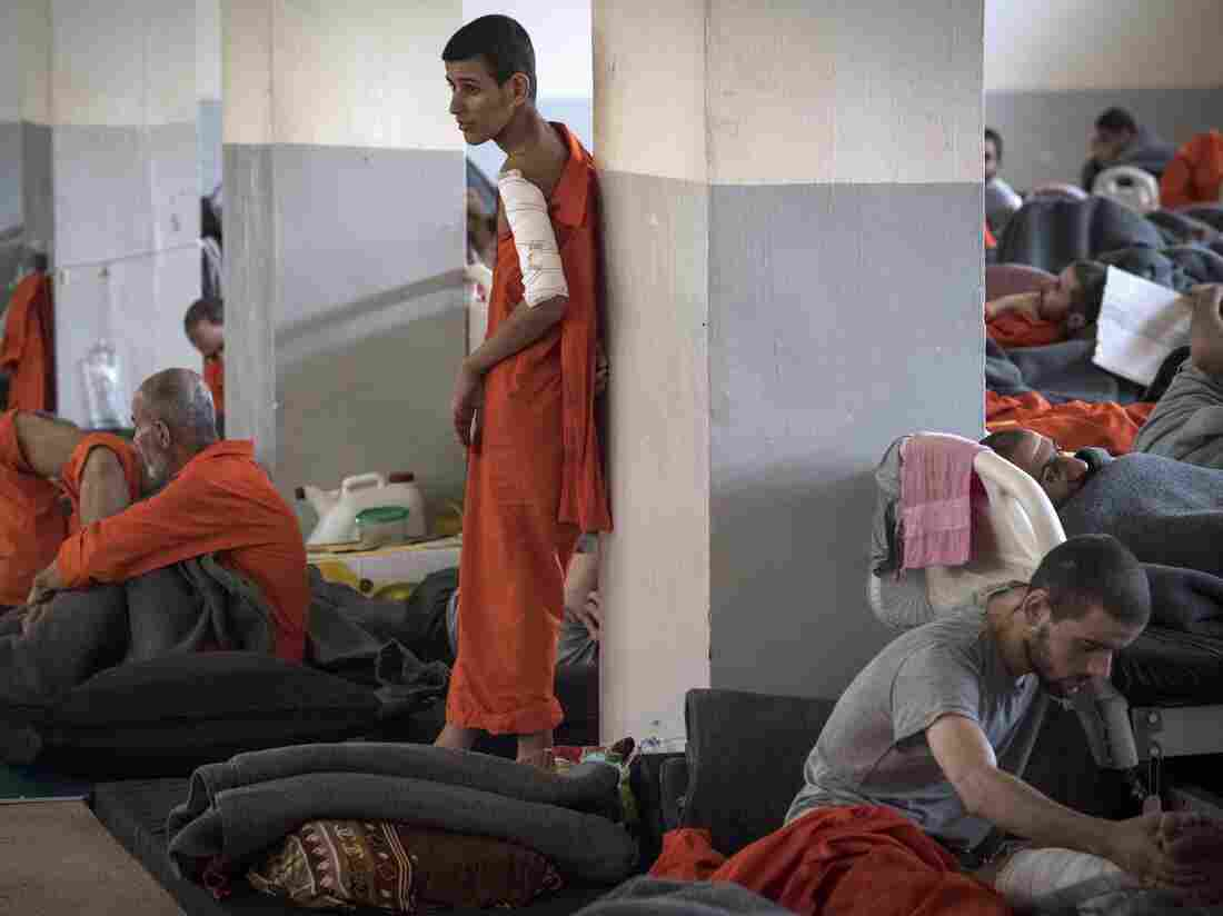 Westlake Legal Group gettyimages-1178786955-bfa4bad11b89b62e8ad4eec994c326d77f7bd189-s1100-c15 Why European Countries Are Reluctant to Repatriate Citizens Who Are ISIS Fighters