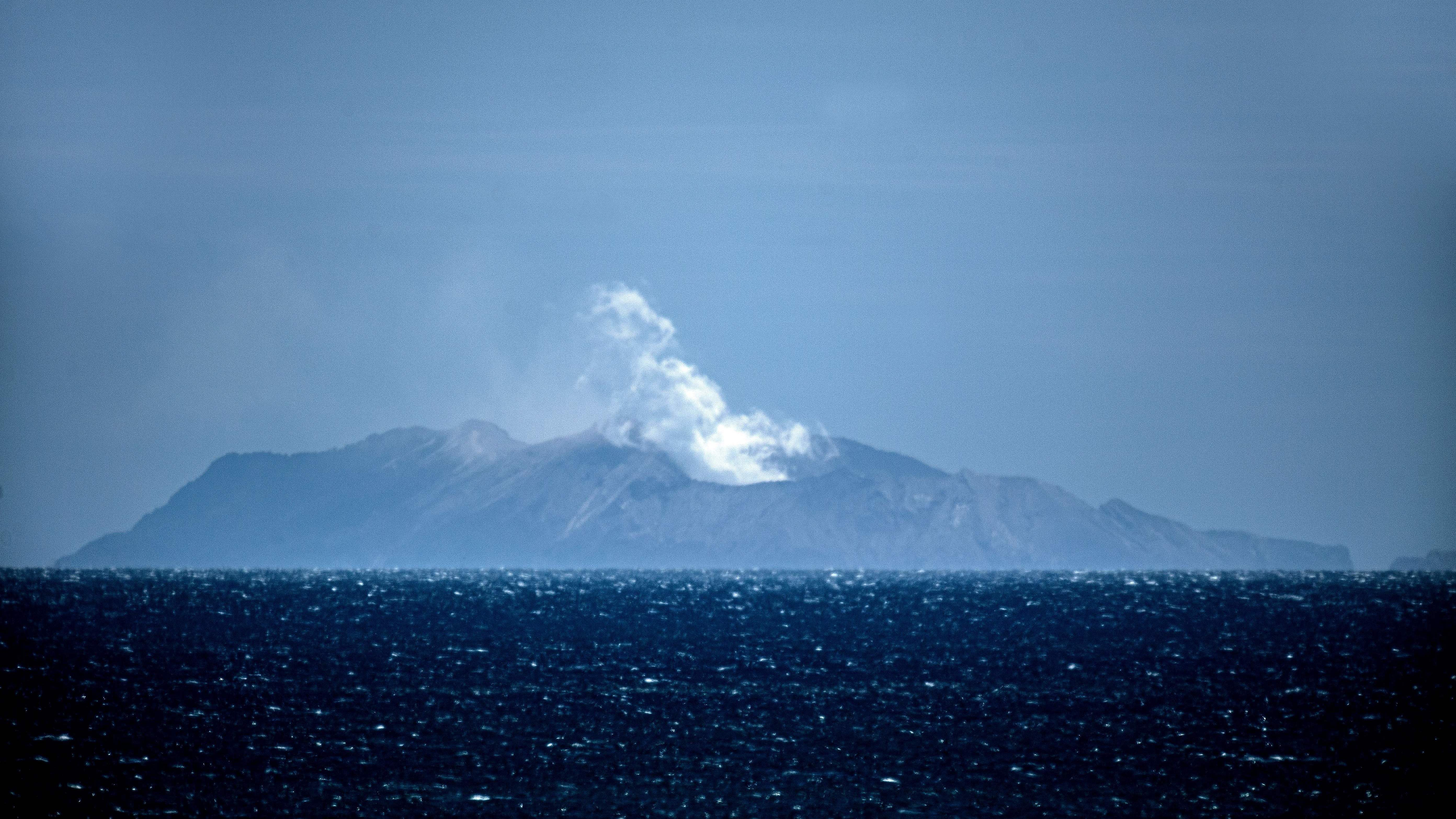 New Zealand's White Island Volcano Leaves At Least 6 Dead, Many More Questions