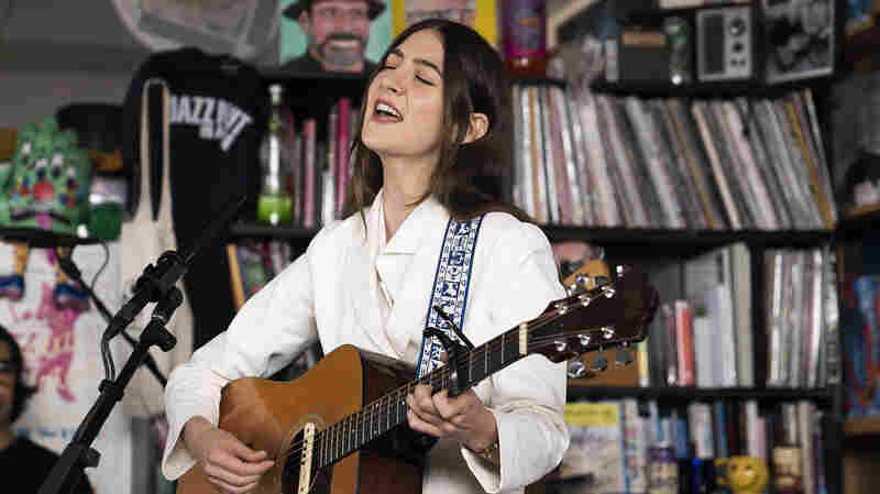 Weyes Blood: Tiny Desk Concert