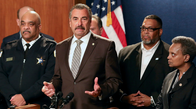 Beck Suspends Controversial 'Merit' Promotions In Police Department