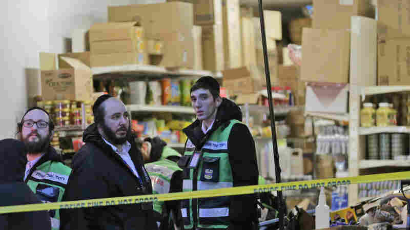 Jersey City Shooting Was 'A Targeted Attack On The Jewish Kosher Deli'