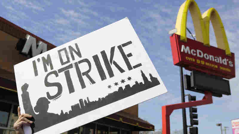 McDonald's Not Responsible For How Franchisees Treat Workers, U.S. Agency Rules