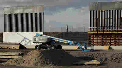 Federal Judge Blocks Diversion Of Military Construction Money For Border Wall