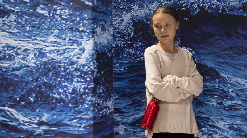 Greta Thunberg Is Time Person of the Year for 2019