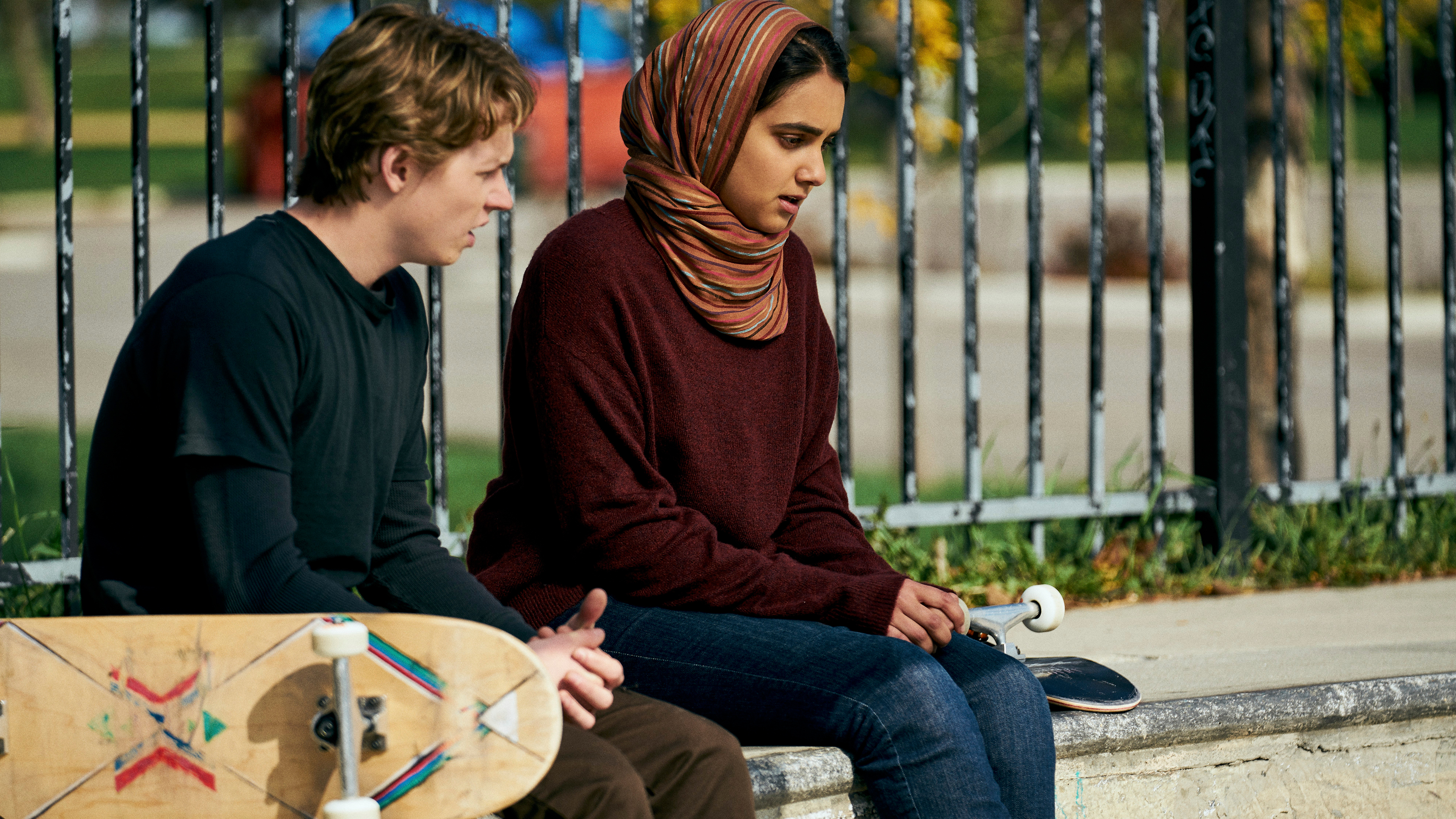 A First-Generation Teen Tests The Bounds Of Family And Faith In 'Hala'