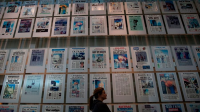 What Will The Newseum Look Like When (Or If) It Reopens? Local Leaders Weigh In