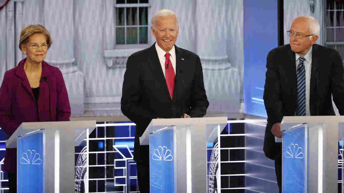 Biden, Sanders, Warren, and Yang to boycott Democratic debate over union strike