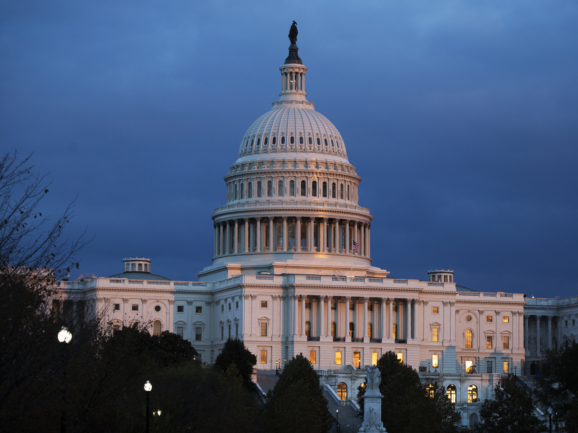 Congressional Negotiators Reach Tentative Deal On $1.3 Trillion Spending Package
