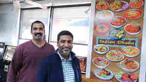 Truck Stop Caters To Growing Number Of Immigrant Drivers