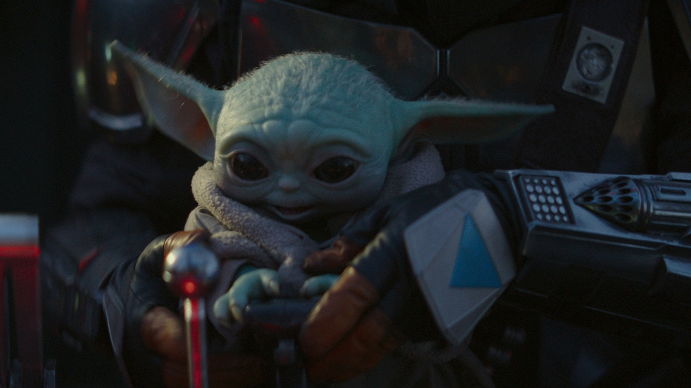 The Mandalorian, Baby Yoda, and What's Making Us Happy