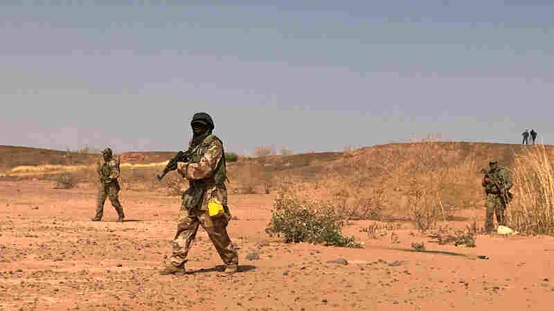 71 Soldiers Killed In Attack On Army Camp In Niger