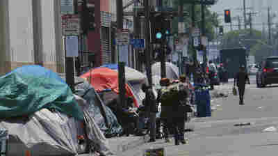 How Boise's Fight Over Homelessness Is Rippling Across The West Coast