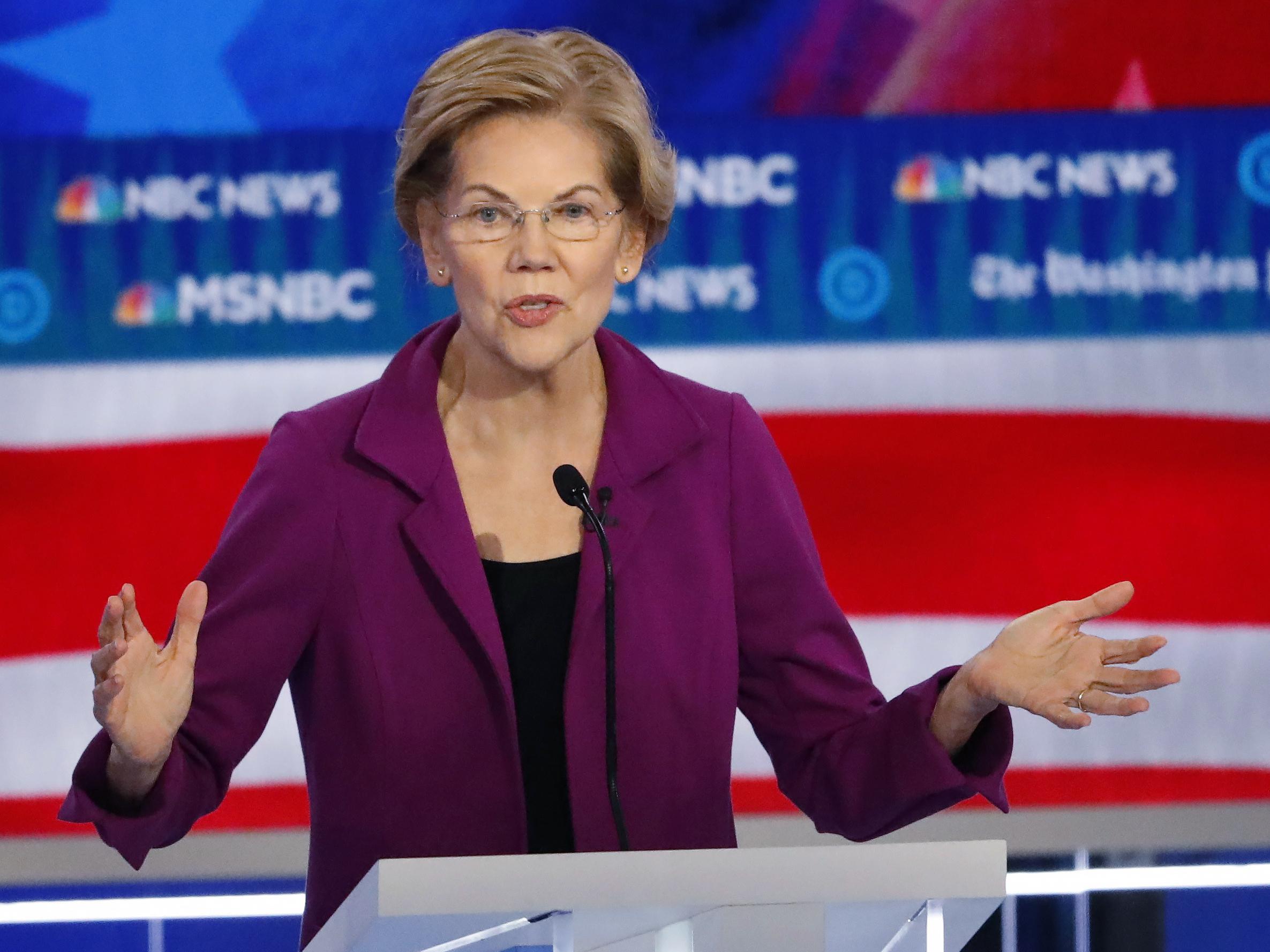 All 7 Democratic Candidates Scheduled To Debate Threaten To Skip Over Labor Dispute