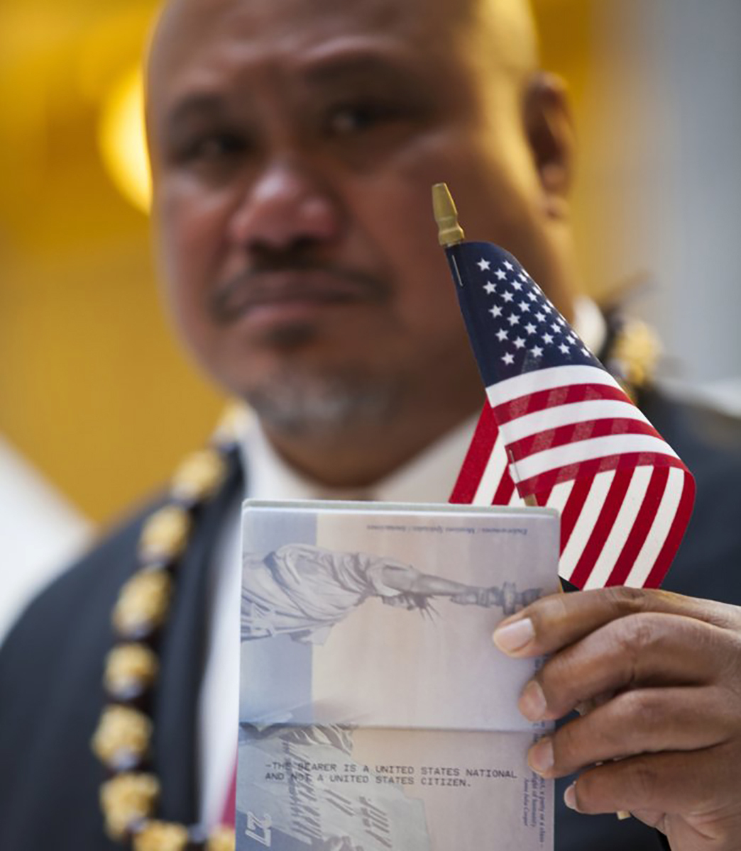 American Samoans' Citizenship Status Still In Limbo After Judge Issues Stay