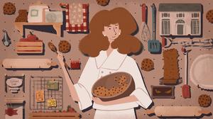 Tate's Bake Shop: Kathleen King