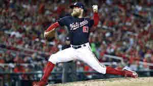Not My Job: We Quiz Baseball Pitcher Sean Doolittle On Real-World Saves