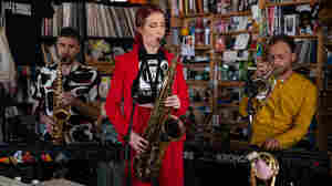 Moonchild: Tiny Desk Concert