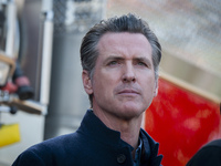 California Gov. Gavin Newsom on Friday rejected a restructuring plan from the state's largest utility Pacific Gas and Electric.