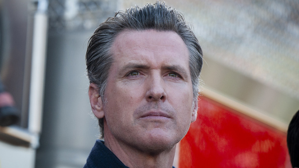 California Gov. Gavin Newsom on Friday rejected a restructuring plan from the state