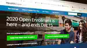Sunday Deadline Looms For Affordable Care Act Open Enrollment