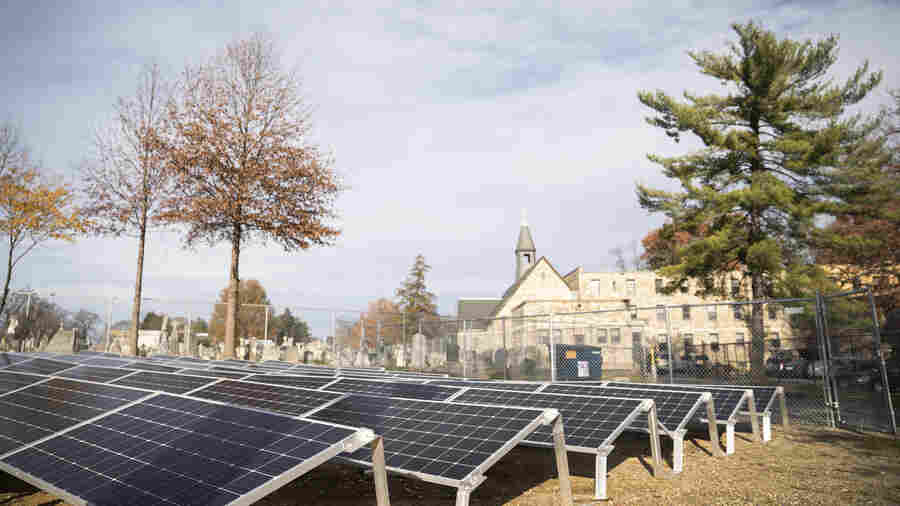 Powered By Faith, Religious Groups Emerge As A Conduit For A Just Solar Boom