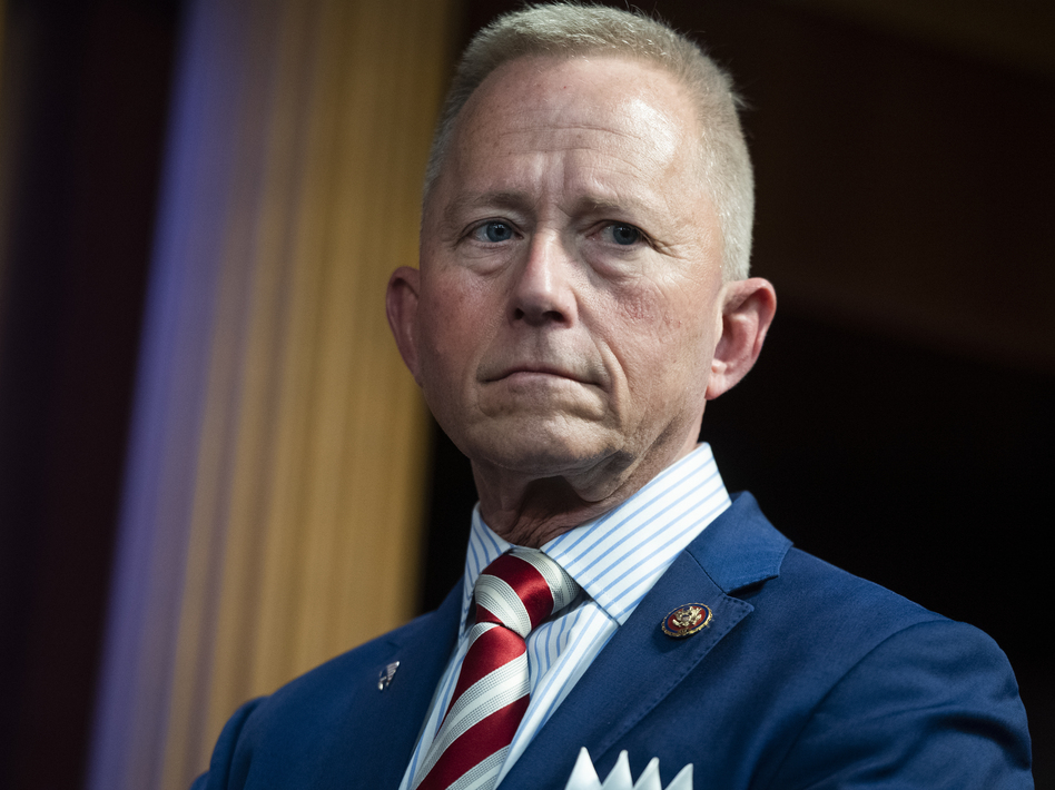 Rep. Jeff Van Drew, D-N.J., who has opposed the impeachment of President Trump for months, is planning to jump to the Republican Party. (Tom Williams/CQ-Roll Call, Inc via Getty Imag)