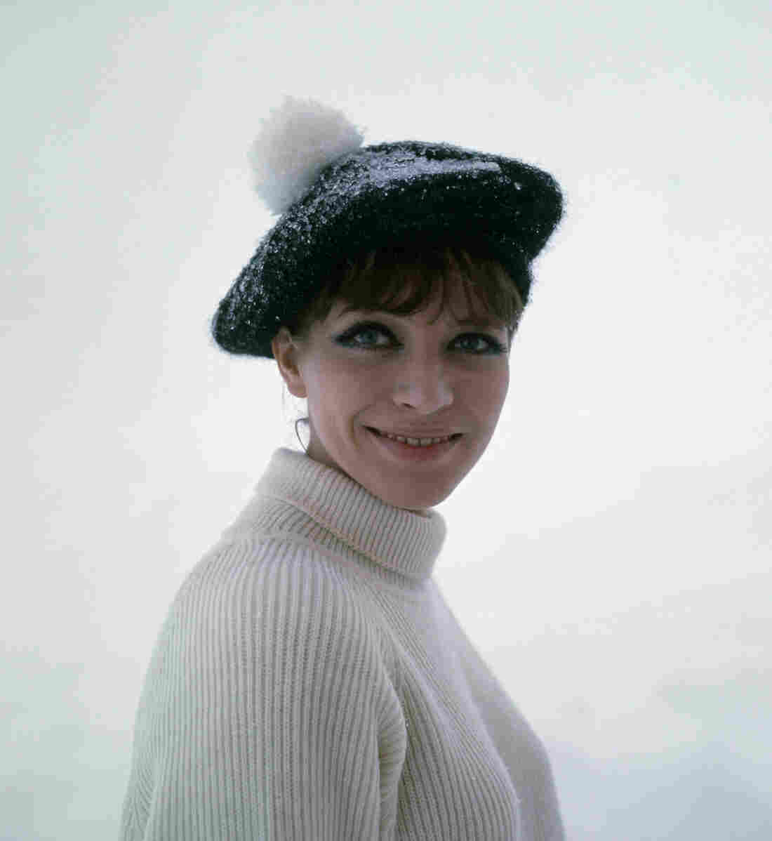 Westlake Legal Group gettyimages-478439668_custom-437ed34997c7ef1d081cd198b48a0ba5fd8cce32-s1100-c15 Anna Karina, Acclaimed French New Wave Actress, Dies At 79