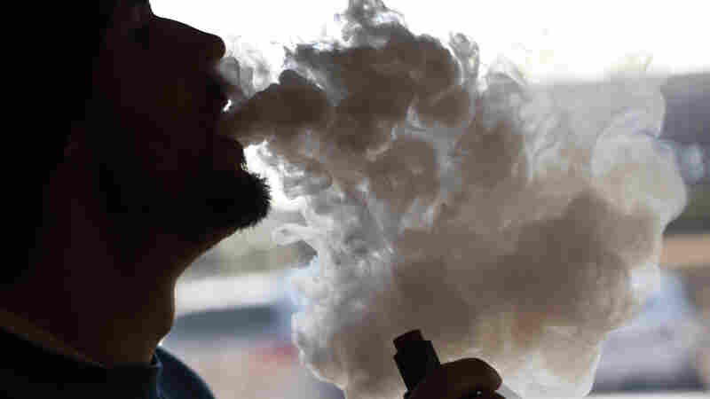 Vaping Nicotine Linked To Increased Risk Of Chronic Lung Disease