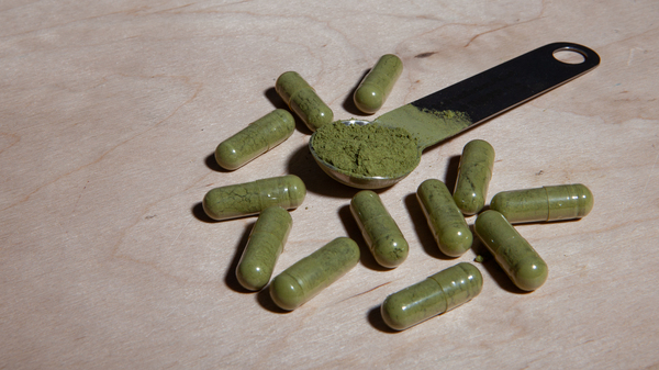 Kratom products are legal in most states and are widely available. But the federal Food and Drug Administration and the Drug Enforcement Administration worry that kratom carries the risk of physical and psychological dependency and, in some people, addiction.