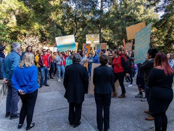 'There's Really No Refuge': Santa Cruz Grad Students Strike Amid Housing Crunch