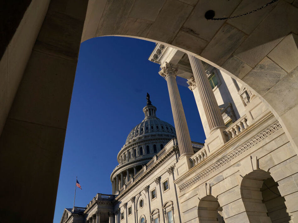 The spending bill to fund the government for the next fiscal year is expected to pass by Friday. (Win McNamee/Getty Images)