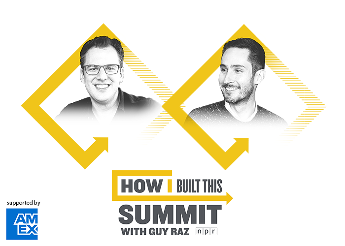 Kevin Systrom and Mike Krieger are the co-founders of Instagram