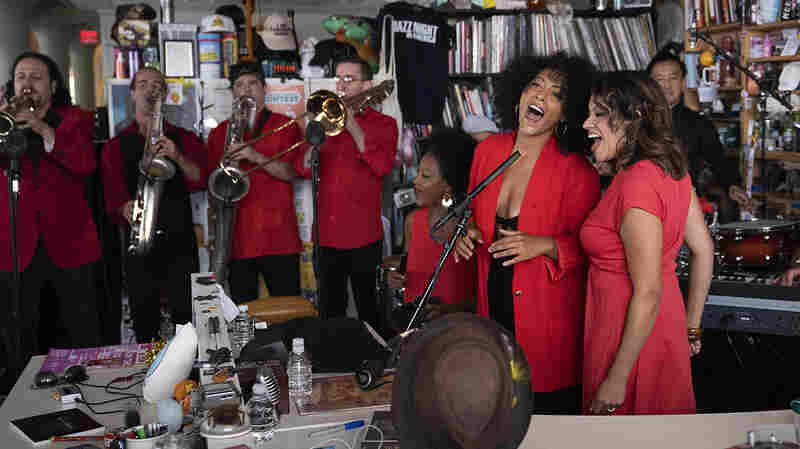 Spanglish Fly: Tiny Desk Concert