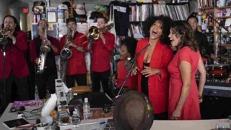 Spanglish Fly: Tiny Desk Concert