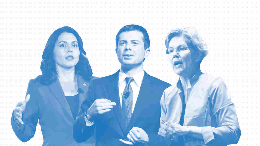 Issue Tracker: Tulsi Gabbard, Pete Buttigieg, Elizabeth Warren