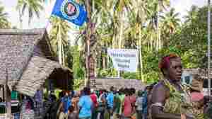 Trying To Form The World's Newest Country, Bougainville Has A Road Ahead